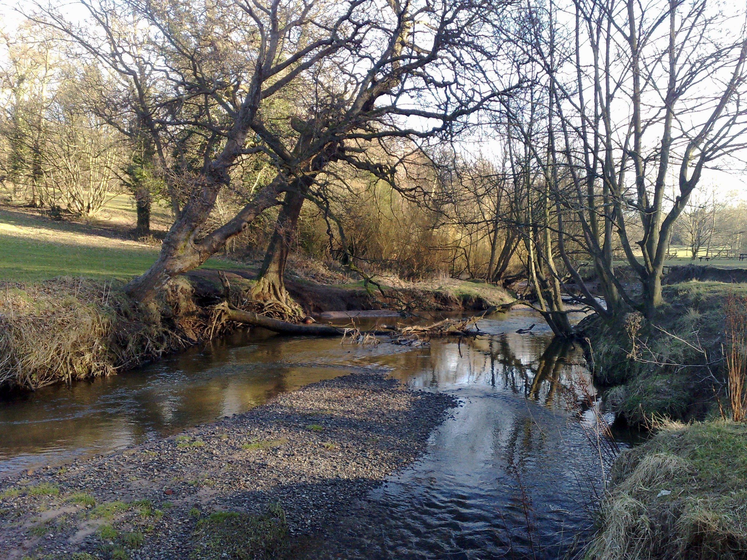 River Habitat Survey Refresher Course   River Habitat Survey